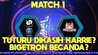 Video Tuturu Ngamuk! PSG RRQ VS Bigetron Match 1: MPL SEASON 3 mobile legends indonesia MP3, 3GP, MP4, WEBM, AVI, FLV Agustus 2019