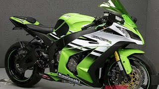 10. 2015  KAWASAKI  ZX10R NINJA 1000 ABS 30TH ANNIVERSARY  - National Powersports Distributors