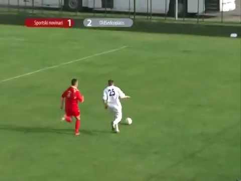 Fudbal na TV777, Sportski Novinari - OldSedcopians, uz komentar