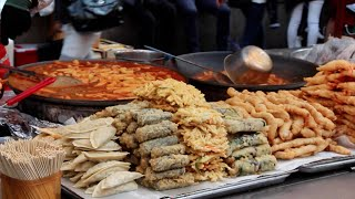 Korean Street Food!!!
