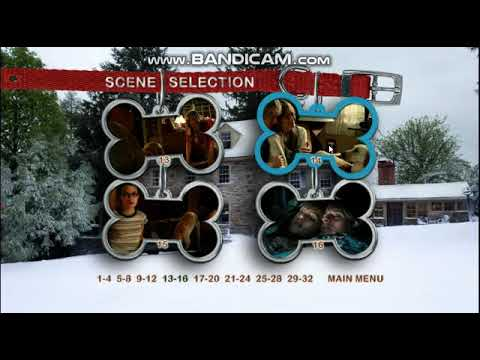 Marley And Me DVD Menu Walkthough