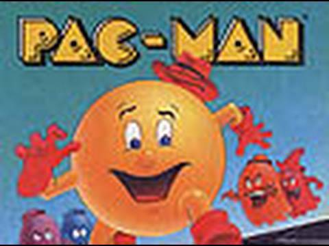 pac man nes review