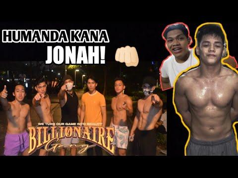 MAG READY  KANA JONAH VS VON ORDONA   BILLIONAIRE GANG