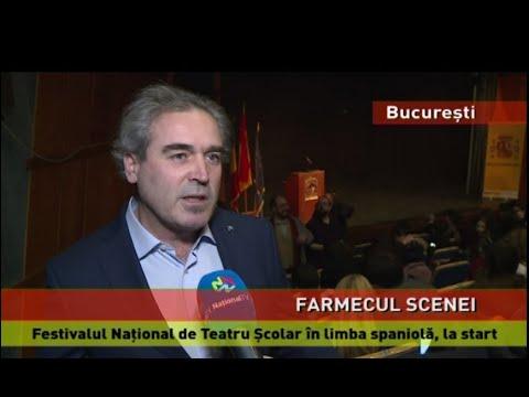 Farmecul scenei: A început Festivalul de Teatru Școlar în limba spaniolă