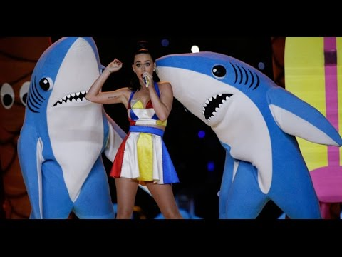 Katy Perry – Super Bowl 2015 Halftime Show