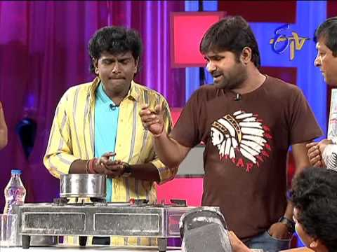 Jabardasth - Chalaki Chanti Performance on 28th November 2013 29 November 2013 08 AM