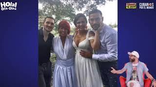 Así fue la boda de la actriz cubana Rachel Cruz y la presentadora Kary Bernal