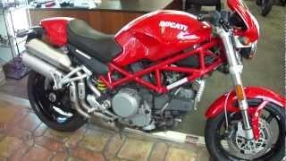 8. 2007 Ducati Monster S2R 800