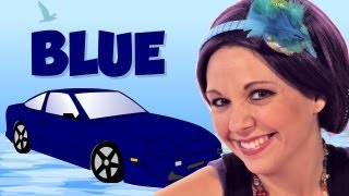 Learn Colors with Tayla, Color Blue