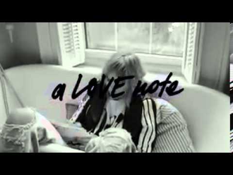 Sass & Bide - A Love Note Ad