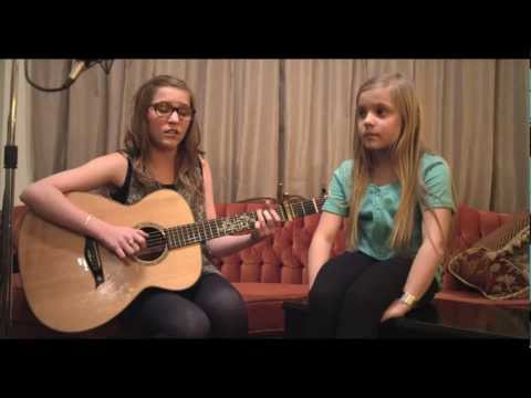 I Won't Give Up (Cover)- A 12 and 8 Year Old.
