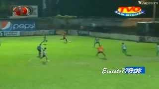 C.D.Águila 2-1 C.D. Dragón - Fútbol Salvadoreño Liga Mayor Torneo Apertura Fecha 16