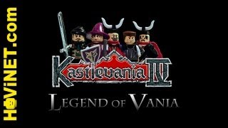KastleVania 4 - Vanian Legenda (2012) 146min LEGO Movie [with ENG Subs]