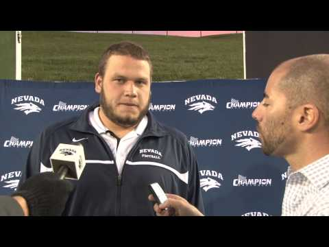 Joel Bitonio Interview 11/10/2013 video.