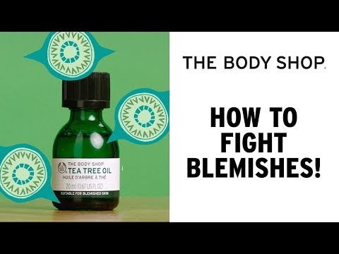 What Causes Blemishes With Steve Mould – The Body Shop