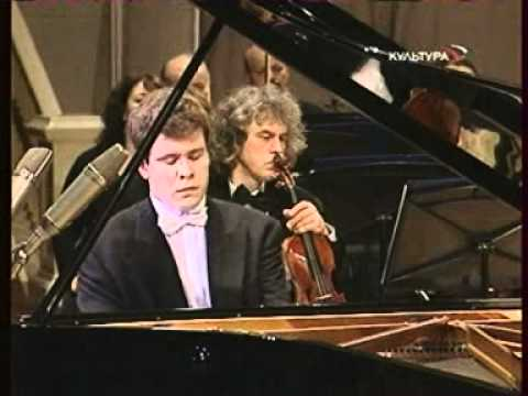 Чайковский. 1 концерт для ф-но с оркестром. Денис Мацуев.