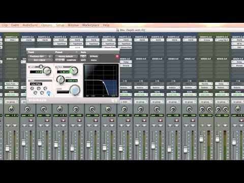 5 Minutes To A Better Mix II: Depth With EQ – TheRecordingRevolution.com