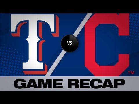 Video: Ramirez mashes go-ahead home run in 2-0 win | Rangers-Indians Game Highlights 8/7/19