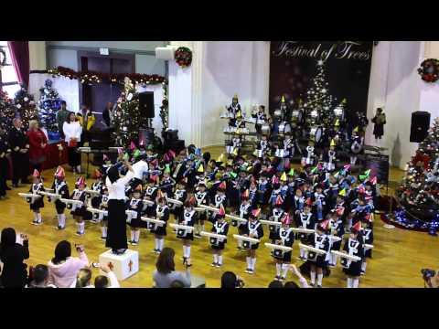 2013 フェスティバルオブツリーズ 聖佳・野庭聖佳・第弐聖佳幼稚