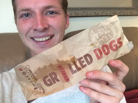 Burger King's Classic Grilled Dogs ONLY $1 July 23rd!