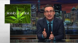 Under federal law, even legal marijuana is illegal. John Oliver explains why conflicting drug laws pose serious problems.Connect with Last Week Tonight online...Subscribe to the Last Week Tonight YouTube channel for more almost news as it almost happens: www.youtube.com/user/LastWeekTonightFind Last Week Tonight on Facebook like your mom would:http://Facebook.com/LastWeekTonightFollow us on Twitter for news about jokes and jokes about news:http://Twitter.com/LastWeekTonightVisit our official site for all that other stuff at once:http://www.hbo.com/lastweektonight