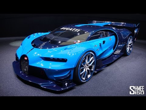 BUGATTI VISION GRAN TURISMO | EXCLUSIVE IN-DEPTH TOUR