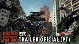 TRANSFORMERS: A ERA DA EXTINÇÃO - Trailer Oficial Dublado (2014) HD