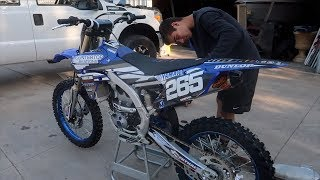 Video WHAT EVERY YAMAHA NEEDS... | NEW EXHAUST + PIT BIKES VS POLICE FAiL MP3, 3GP, MP4, WEBM, AVI, FLV Januari 2019