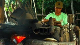 Laos Village Says: Make Spoons Not War