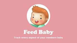 Feed Baby Pro - Baby Tracker YouTube video