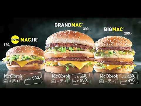 The True Taste of BigMac(tm)