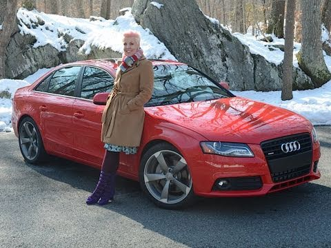 Roadfly.com – 2011 Audi A4 Road Test & Review