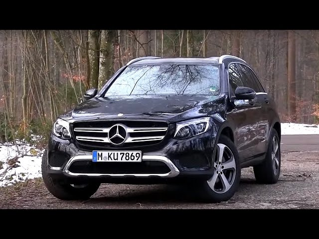 2016 mercedes glc 220d 4matic 170 hp test drive by test drive freak. Black Bedroom Furniture Sets. Home Design Ideas