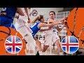 Great Britain v Iceland