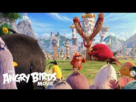 Angry Birds (Clip 'We're Gonna Fly')