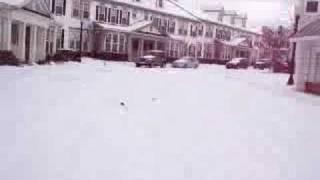 Ashburn (VA) United States  city photos : snow and ice in Belmont ridge, Ashburn, VIRGINIA, USA