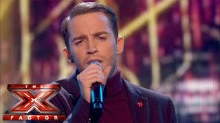 Jay James sings Eric Clapton's Tears In Heaven (Sing Off) | Live Results Wk 5 | The X Factor UK 2014