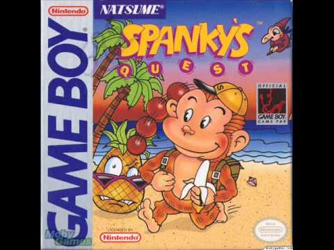 Spanky's Quest Game Boy