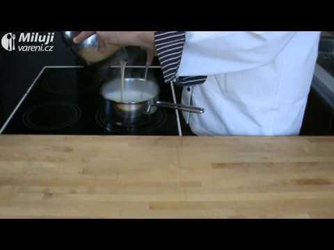Cukrářský krém s čerstvými vejci
