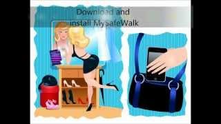 MySafeWalk YouTube video