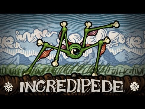Video of Incredipede