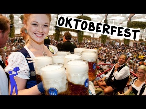 oktoberfest - The most awesome beer festival in the world...OKTOBERFEST! Want to see what the atmosphere is like at one of the biggest parties in the world?! Tipsy Bartend...