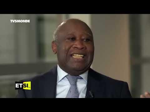 Et si vous me disiez toute la vérité : entretien exclusif avec Laurent Gbagbo sur TV5MONDE