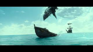 Nonton Pirates Of The Caribbean  Dead Men Tell No Tales  2017  Ghost Shark Scene Film Subtitle Indonesia Streaming Movie Download