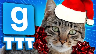 MAKING OUR OWN JINGLE CATS | Gmod TTT