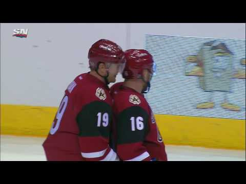 Video: Milestone: Doan becomes Coyotes all-time assist leader