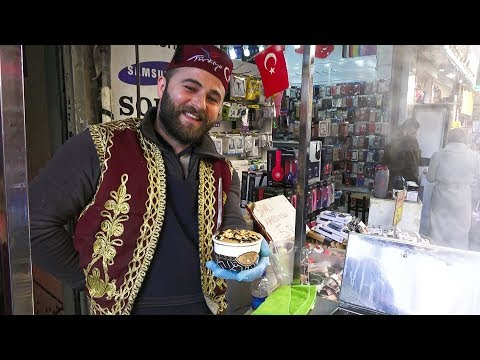 Turkish Food Tour in Istanbul City