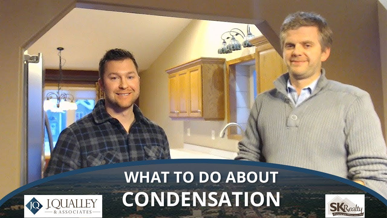 How to Prevent Home Damage From Condensation