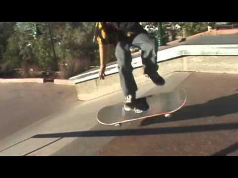 Santa Fe weekend skate sesh (trv 900)