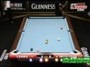 アレックス・パグラヤン(Alex Pagulayan) Vs ザンロンリン(張榮麟 Chang Jung-Lin) 08 Guinness 9-Ball Tour Jakarta(9先)動画